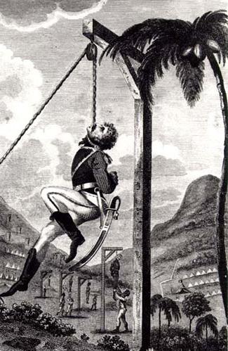 Napoleon  prisoner