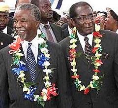 The Battle For Zimbabwe
