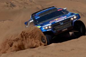 When the VW Race Touareg dominated Dakar